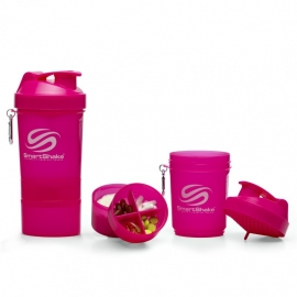 Plaktuvė SmartShake™ pink