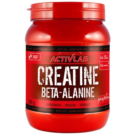 Activlab Creatine Beta Alanine