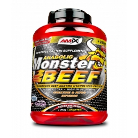 AMIX Anabolic Monster Beef Protein + Shaker