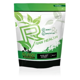 Raw Powders Olive Leaf Extract