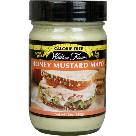 Walden Farms Medaus-garstyčių majonezas