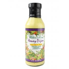 Walden Farms Honey Dijon padažas salotoms