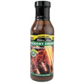 Walden Farms Hickory Smoked Barbecue padažas