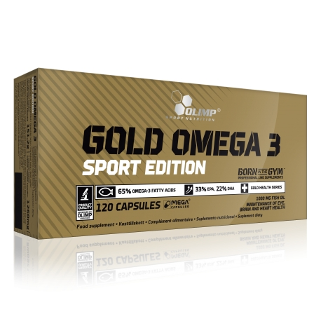 Olimp Gold Omega3 sport edition