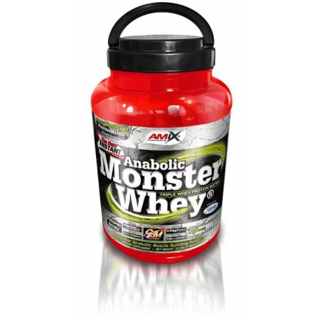 gnc anabolic whey protein review