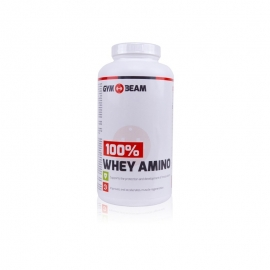 GymBeam 100% Whey Amino