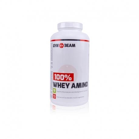 GymBeam 100% Whey Amino