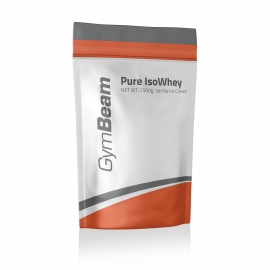 GymBeam Pure Iso Whey 2,5kg