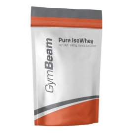 GymBeam Pure Iso Whey 1kg