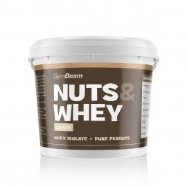 Žemės riešutų sviestas Nuts&Whey
