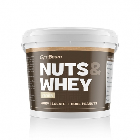 Peanut Butter Nuts&Whey