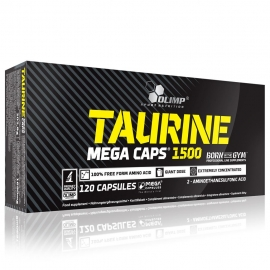 Olimp Taurine mega caps