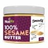 Sezamo sėklų sviestas
