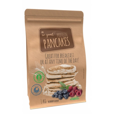 FA So good Protein Pancakes