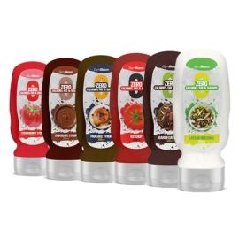 GymBeam Zero Sauce Strawberry syrup