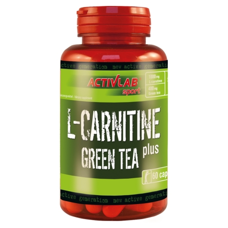 Activlab L-carnitine + Green Tea