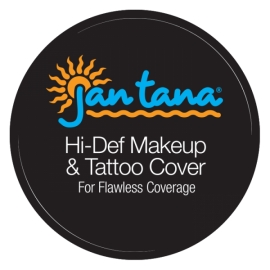 Jan Tana Hi-Def Makup & Tatoo Cover