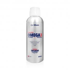 GymBeam Premium Omega 3 Liquid