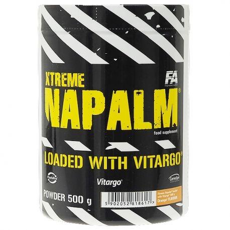 FA Xtreme Napalm with Vitargo