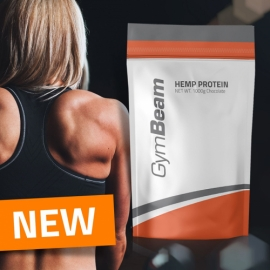 GymBeam Hemp Protein (kanapių baltymai)
