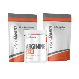 GymBeam AAKG + Citrulline malate + Beta Alanine