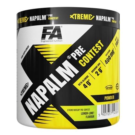 FA Xtreme Napalm Pre-Contest
