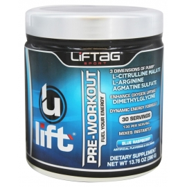 Liftag Sport U Lift Pre-Workout