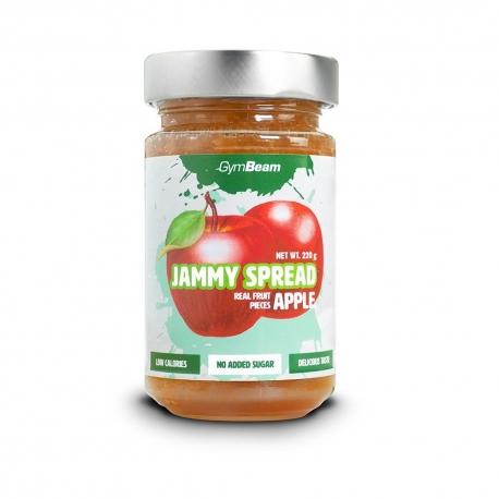 GymBeam Jammy Sread obuolių skonio džemas