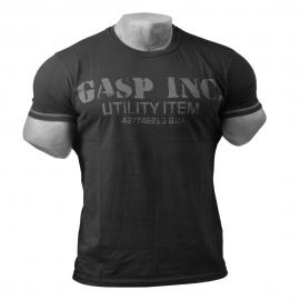 Basic Utility Tee Marškinėliai Juodi