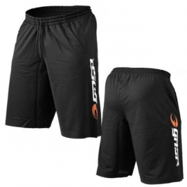 GASP US Mesh Training Shorts (Juodi)