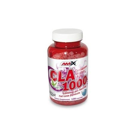 AMIX CLA 1000 + Green Tea (120 kaps)