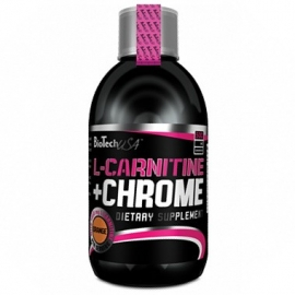 BioTech L-Carnitine+Chrome