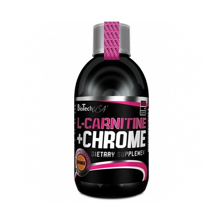 BioTech L-Carnitine 35000 + Chrome